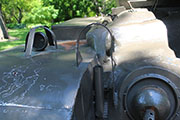 T26E4 at Cantigny